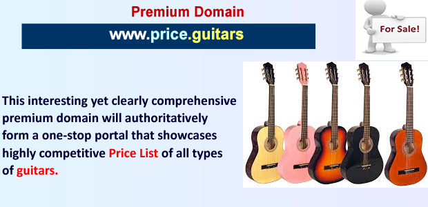 Web & Computer Services Specialty Services Guitars-domain